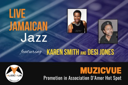 Muzicvue - Live Jamaican Jazz on PPV