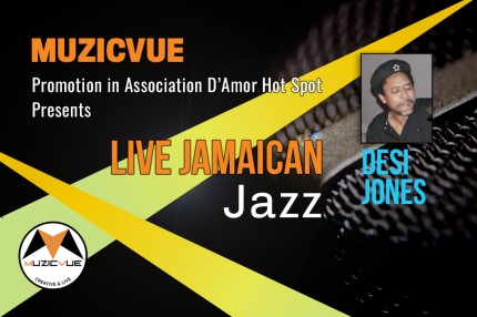 Muzicvue - Live Jamaican Jazz on PPV